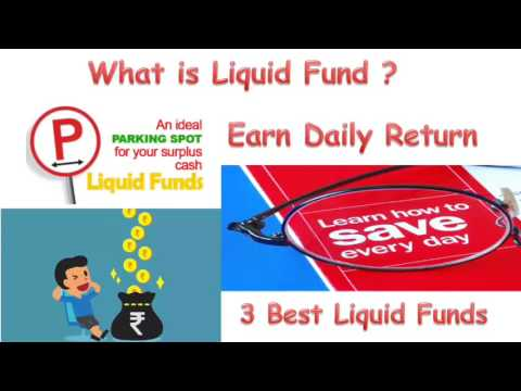 3 Best Liquid Funds | Earn Higher Returns Than Your Saving Account