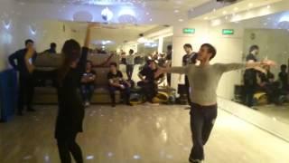 Убойный танец в Москве