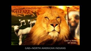 Lost 12 Tribes of Israel(Hebrew Israelite Song)