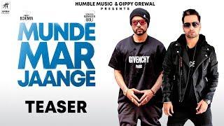 Teaser   Munde Mar Jaange   Raghveer Boli feat. Bohemia   Jay K   Full Video Out Now