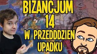 W Przeddzień UPADKU - Europa Universalis IV: Bizancjum #14 (w/Zlewikk)