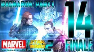 MARVEL/Star Wars Stop Motion Action Movie - Season 2: Episode 14