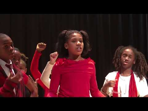 DOCK STREET SCHOOL  at DBNA's Our Black Lives Matter Music Showcase/Contest