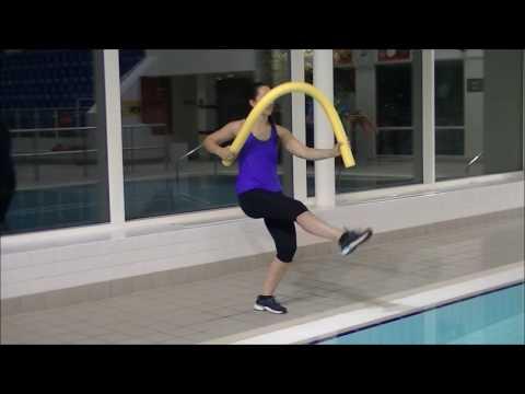 Aqua Aerobics Noodle 1