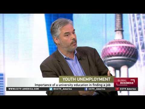 Mattias Lundberg on youth unemployment
