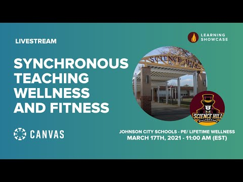 Synchronous Teaching Wellness  and Fitness