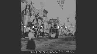 Watch Modern Life Is War Young Man On A Spree video