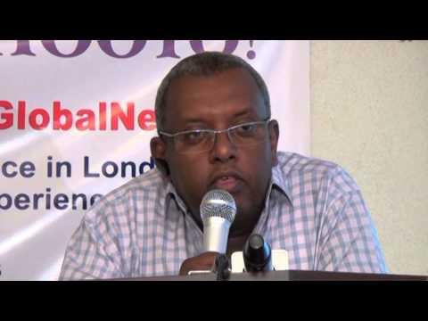 GlobalNet - Jibriil Mohamed Gedi