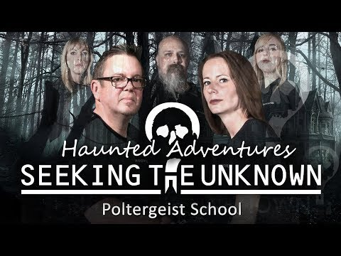 Poltergeist School - Haunted Adventures - S04-EP06