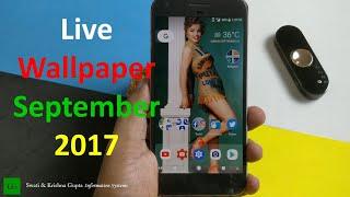 Best Live Wallpaper Apps for Android September 2017