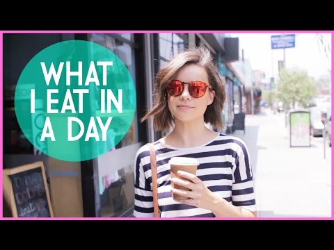 Make What I Eat in a Day ◈ Ingrid Nilsen Pictures