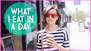 What I Eat in a Day ◈ Ingrid Nilsen