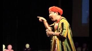 Bài hát Alibaba do anh Hồng Kỳ biểu diễn tại ETC