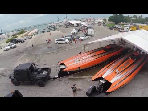 2015 Key West World Championship Highlights,  CMS Offshore Racing