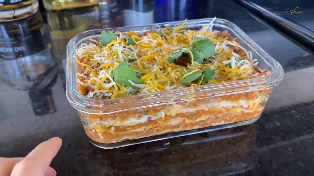 Cách làm món Mì Ý Lasagna Tại Nhà Đơn Giản   Rin Nguyen Food Tips