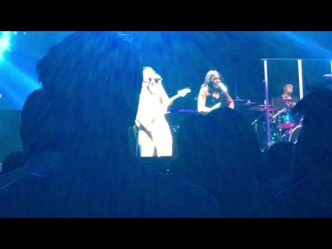 Toni Braxton concert ATL