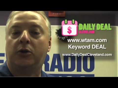 Daily Deal Cleveland - WTAM 1100