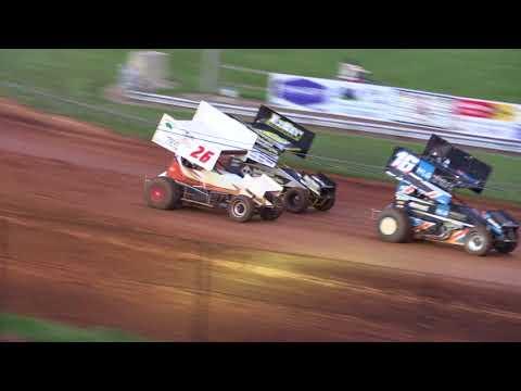 6 8 18 305 Racesaver Sprints Feature Bloomington Speedway