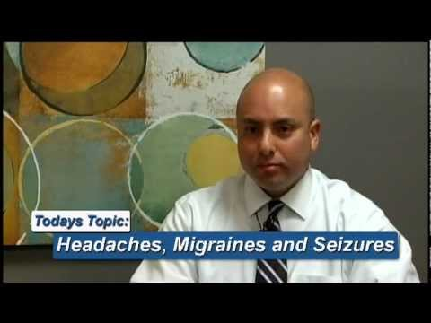Health Chat: Headaches, Migraines and Seizures