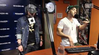 PT 1: R-Mean, Emilio Rojas and Dub Freestyle on Sway in the Morning