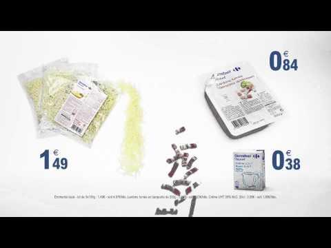 Carrefour Discount Spot TV Fevrier 2012 (2)