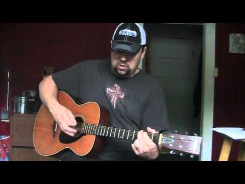Waymore's Blues (Waylon Jennings Cover by Bryan Pully)