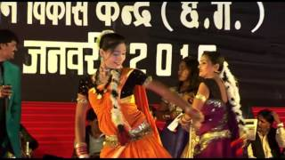 Nache Re Mor Man - Chhattisgarhi Folk Song At Swadeshi Mela Raipur Chhattisgarh