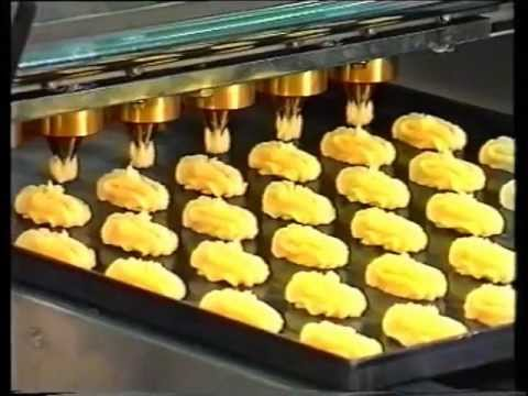 ProBAKE Bakery Equipment - POLIN MULTIDROP CLASSIC Cookie Depositor (Part 3)