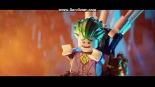 Лего Фильм:Бэтмен(Бэтмен заставил плакать Джокера)