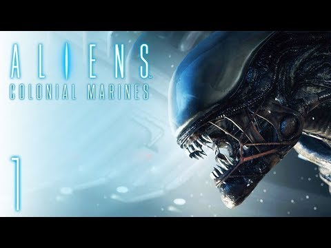 Aliens: Colonial Marines - Walkthrough Mission 1 - Distress