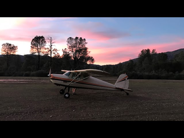 Colusa to Gravelly Valley   Jan 2021