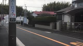 南舞岡 江ノ電 公園前 バス停