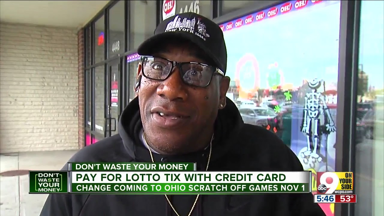 Can You Legally Buy A Lottery Ticket With A Credit Card? The