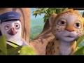 Phim Hoạt Hình 3D Thuyết Minh - Cuộc Phiêu Lưu Của Báo Con || Phim hoạt hình chiếu rạp hay nhất