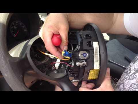 как открутить руль на фиат дукато