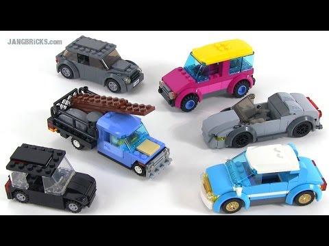 My Custom Lego Cars Doovi
