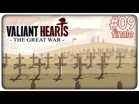 VITTIME DELLA GRANDE GUERRA (fine) | Valiant Hearts - ep. 09 [ITA]