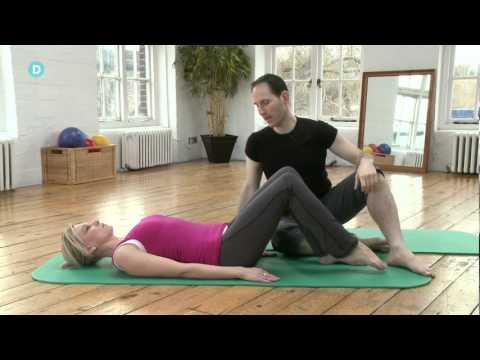 Pilates Single Legs Lifts & Leg Change