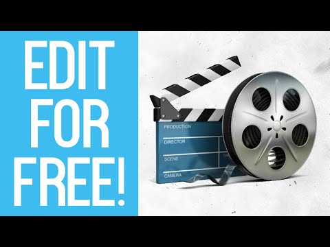 TOP 5 BEST FREE VIDEO EDITING SOFTWARE FOR YOUTUBE!