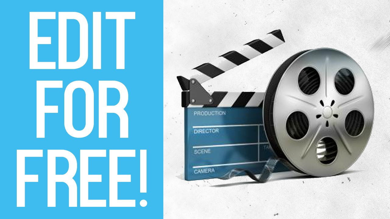 TOP 5 BEST FREE VIDEO EDITING SOFTWARE FOR YOUTUBE! - YouTube
