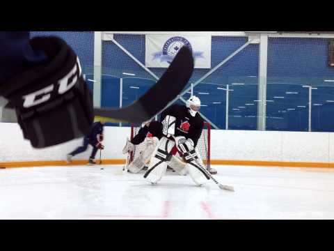 PRO Goaltending Development Camp 2017 - Spyros Koskinas