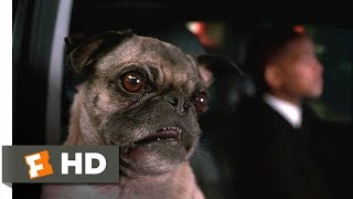 Bol Ne Wala Kutta Dog Scene Men in Black Hindi