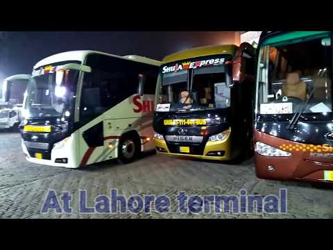 Travelling To Islamabad In Shuja Royal Express | New Buses Introduced In Pakistan | BILALWORLDVLOGS