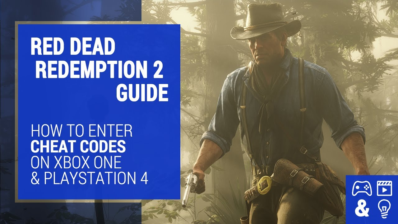 red dead redemption 2 cheat codes ps4 money