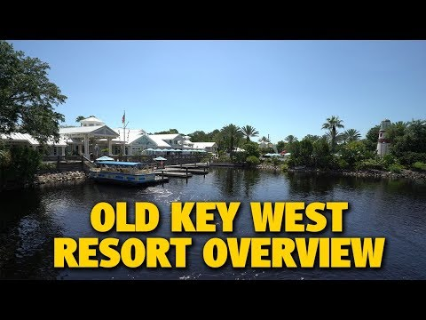 Old Key West Overview | Disney Vacation Club | Walt Disney World