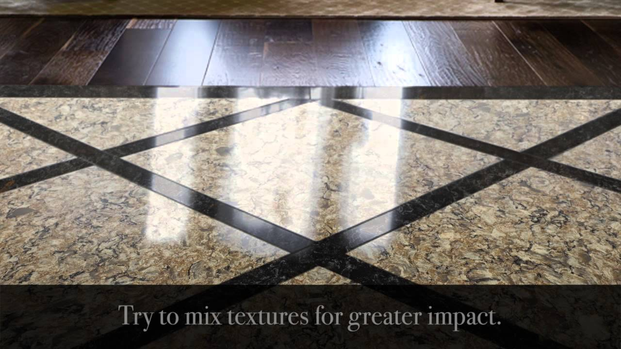 Flooring Tiles and Styles That Best Fit Your Home - YouTube