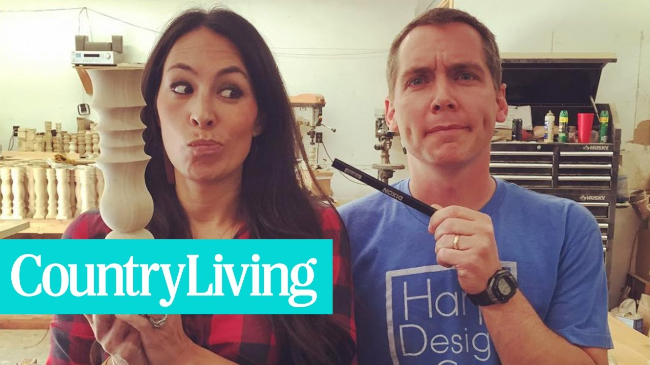The Story of How Clint Harp Was Discovered By Chip and Joanna Gaines | Country Living