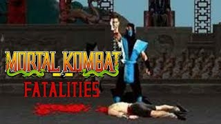 Mortal Kombat 1 Fatalities
