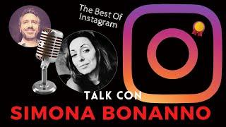 The Best Of Instagram - Talk con l'instagramer SIMONA BONANNO