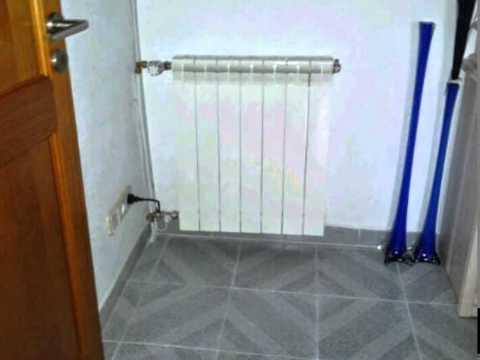 Calefaccion caldera gas condensacion tuberia multicapa y - Radiadores de aluminio para calefaccion ...